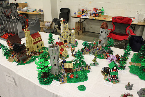 Ye Old Merry Battleground BrickFair VA 2016