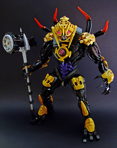 Makuta The Mask Breaker