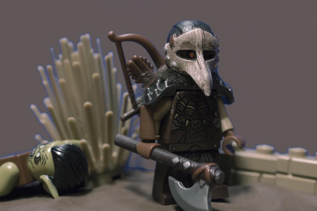 Crow Warrior
