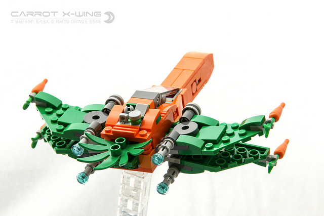 Carrot X-Wing