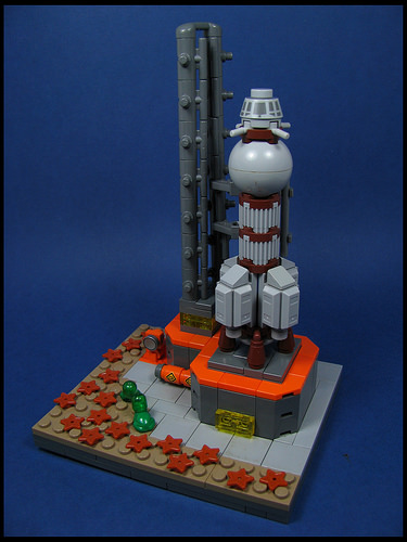 Launch Site 'Toad One'