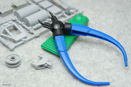 Diagonal Plastic Cutting Pliers
