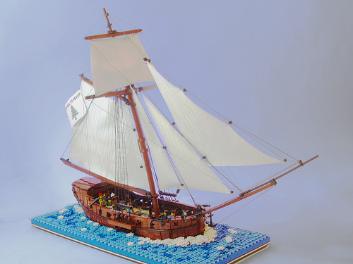 Privateer Oliver Cromwell