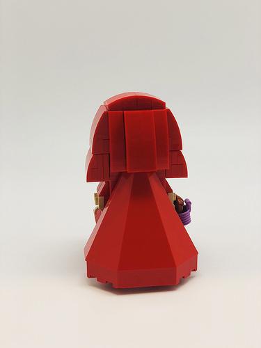 小紅帽(Little Red Riding Hood)