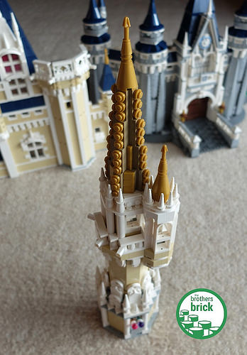 TBB Disney Castle Review 23