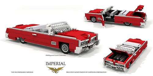 Imperial 1964 Crown Convertible