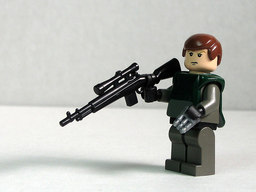 BrickArms M21 Sniper Rifle