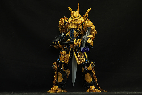 Brutaka Samuraï v2 #1