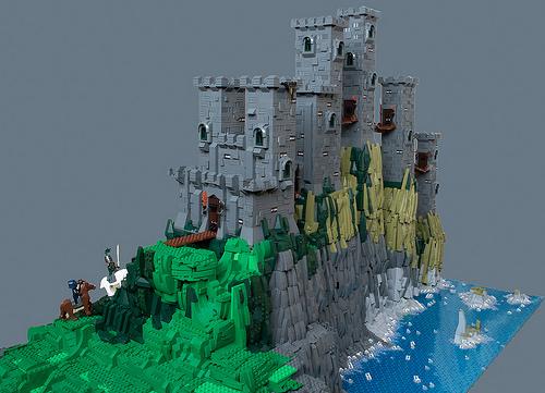 Pyke Castle