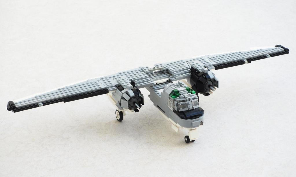 E-1 Tracer WIP (9th of September)