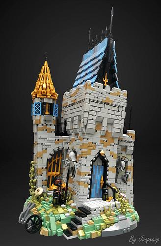 Falcon Castle