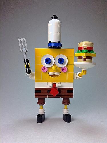 Krusty Krab SpongeBob