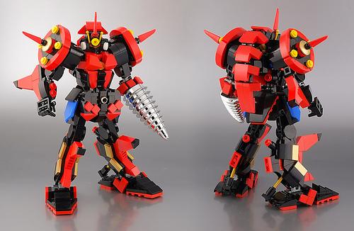 Lego Rhadamantis 02
