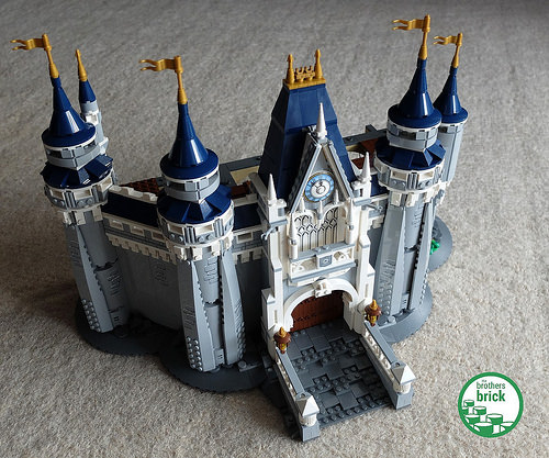 TBB Disney Castle Review 13