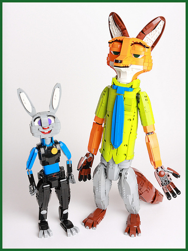 Judy Hopps and Nick Wilde (Zootopia)