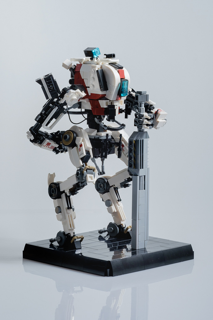 LEGO Titanfall Archives | The Brothers Brick | The Brothers
