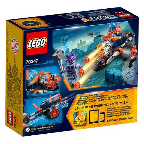 LEGO Nexo Knights 2017