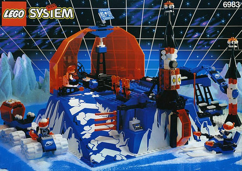 6983 Ice Station Odyssey