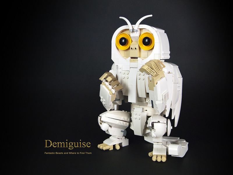 Demiguise (幻影猿)