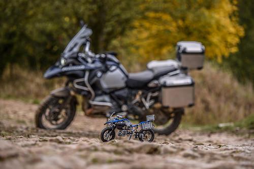 42063 LEGO Technic BMW R 1200 GS