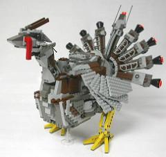 LEGO Turkey Mecha
