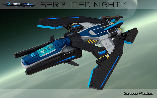 Serrated Night 3V