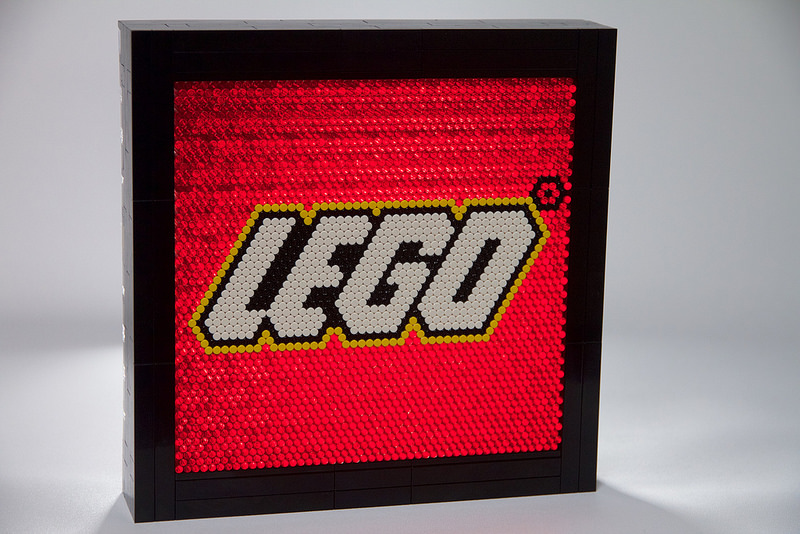 Lego Lightsaber Blade Logo