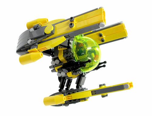 Watchdog Fightercraft