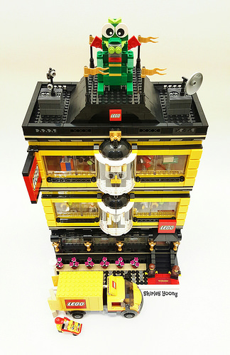 LEGO CERTIFIED STORE (LCS) Modular