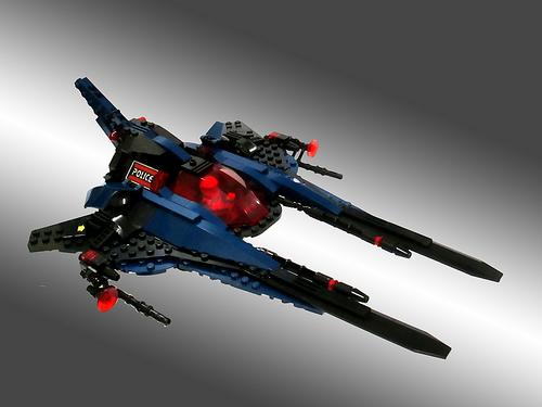 SP1 Interceptor Vic Viper