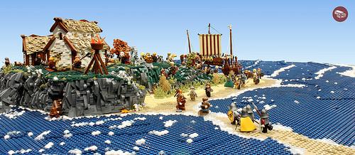 The Holy Island