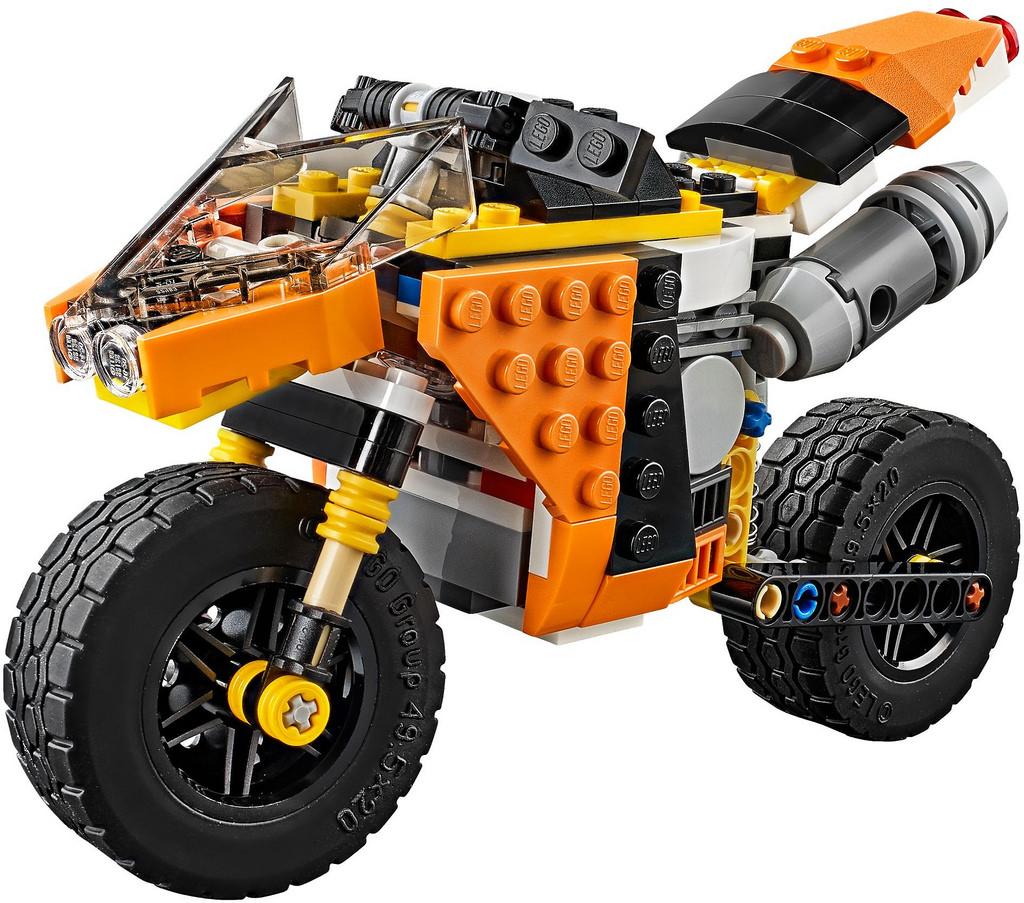 LEGO Creator 3-in-1 2017