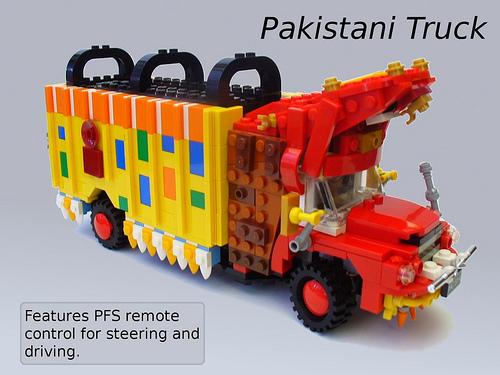 Pakistani Truck with PFS RC