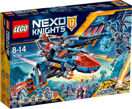 LEGO NEXO Knights Archives | The Brothers Brick | The Brothers Brick