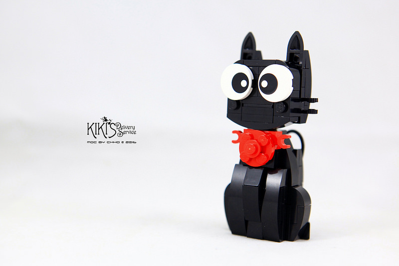 JiJi the black cat