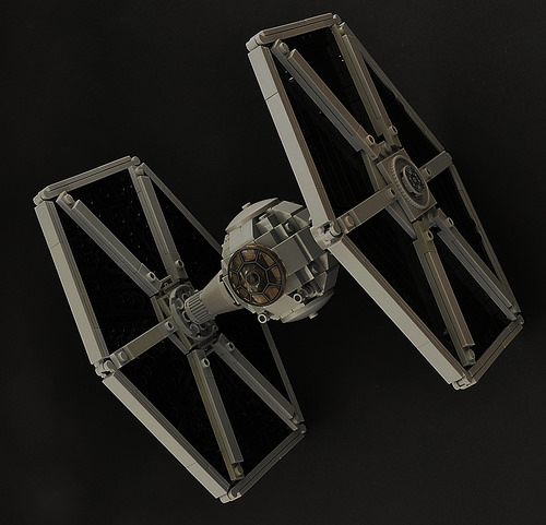 Sienar Fleet Systems: TIE Fighter: V2 (1)