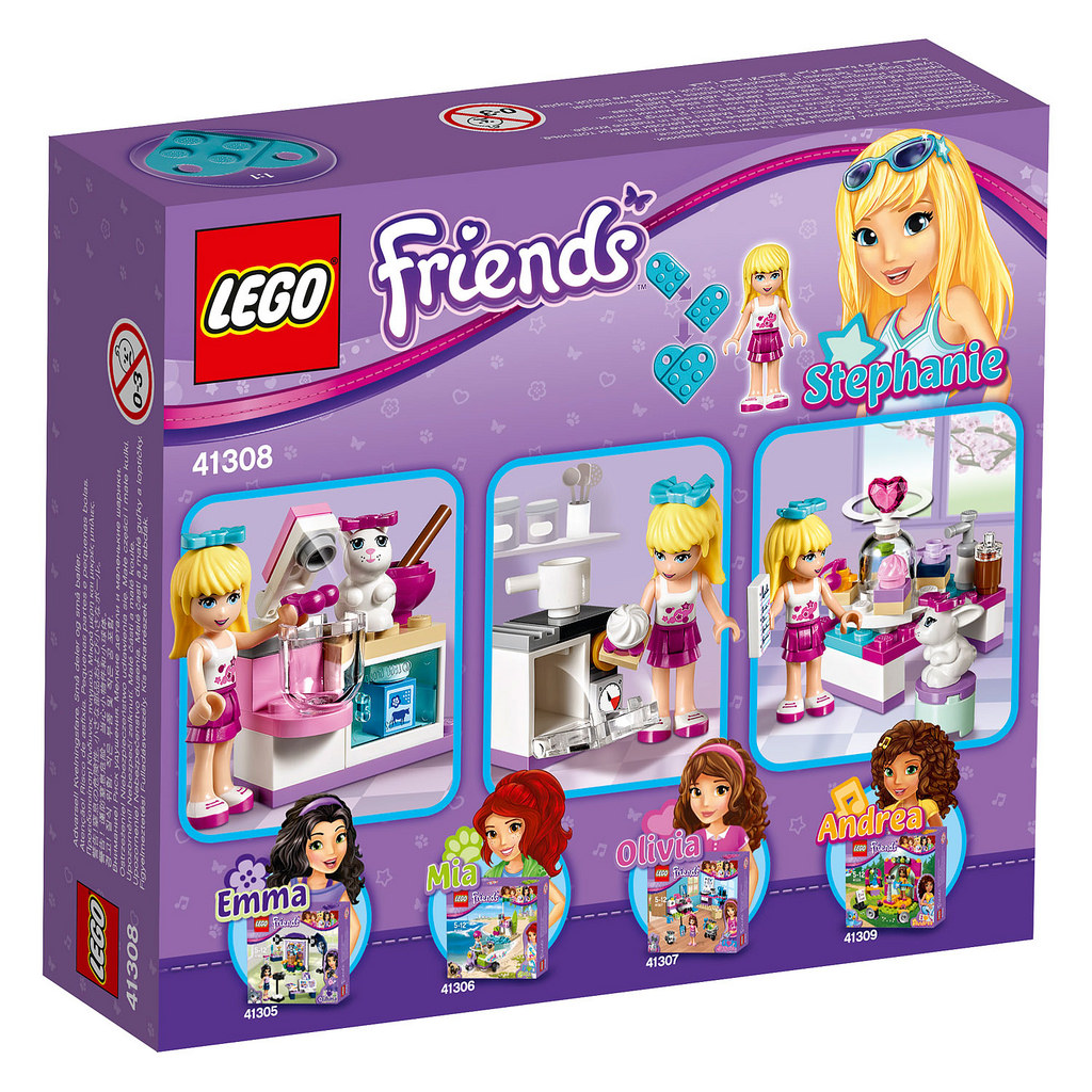 LEGO Friends 2017