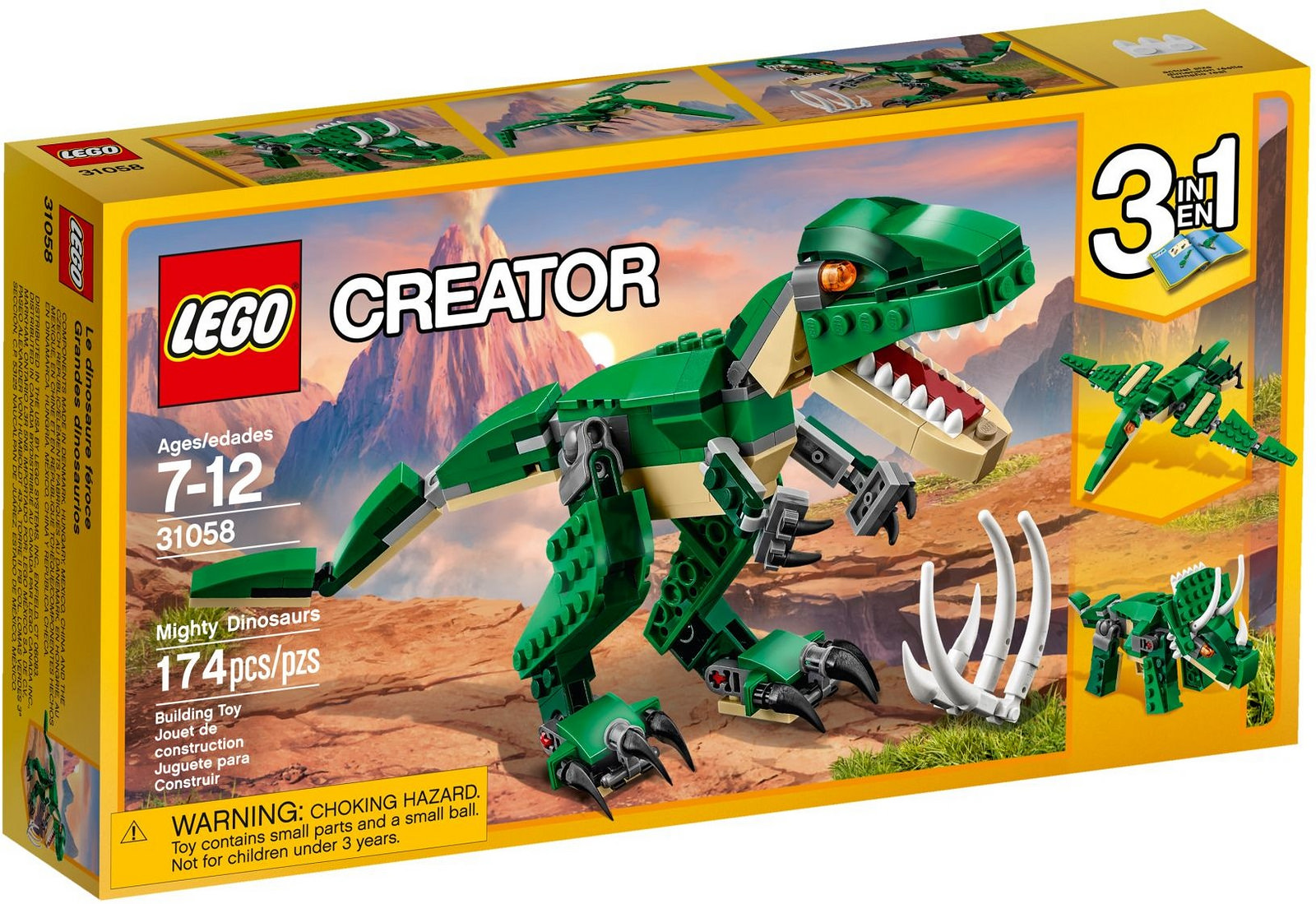 cc21d4778aa Five new 2017 LEGO Creator 3-in-1 sets revealed [News] | The ...