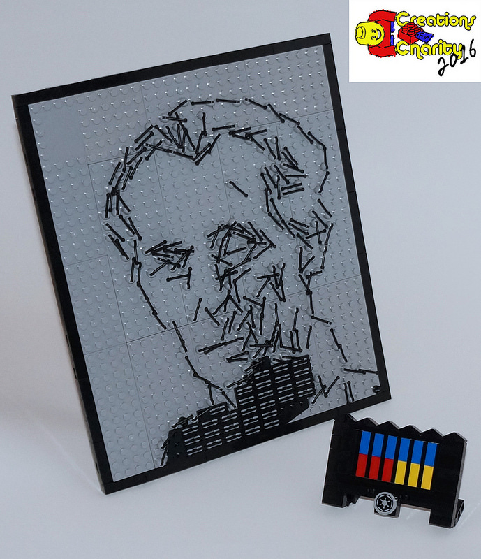 Tarkin Portrait Creations for Charity