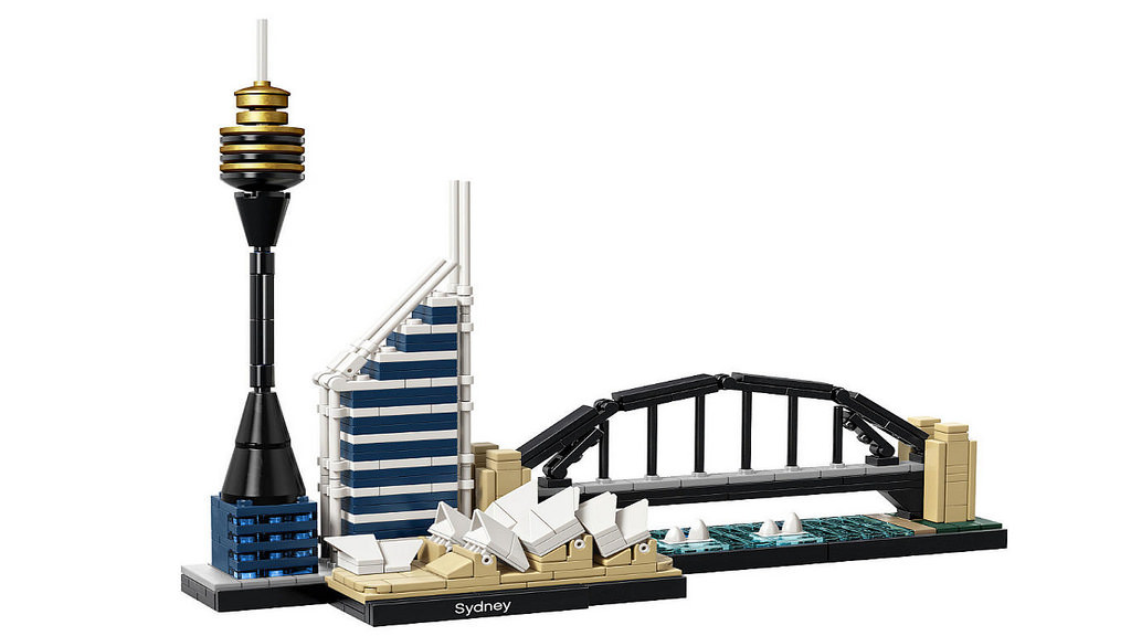 LEGO Architecture 2017