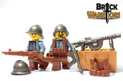 Nov 2016 - WW2 French Infantry