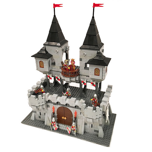 When A Castle Is Not Just A Castle A Modular System For Creating