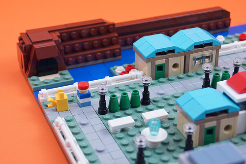 Cerulean City: Microscale Build Details