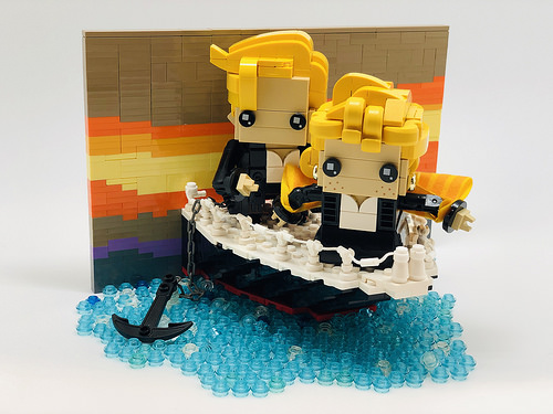 Titanic (Rose and Jack)