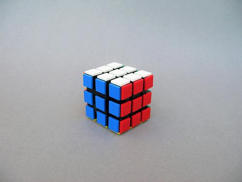 LEGO Rubik's Cube Rubrikon