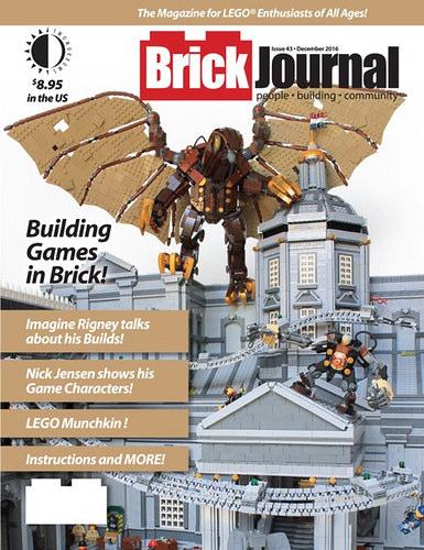 BrickJournal 43