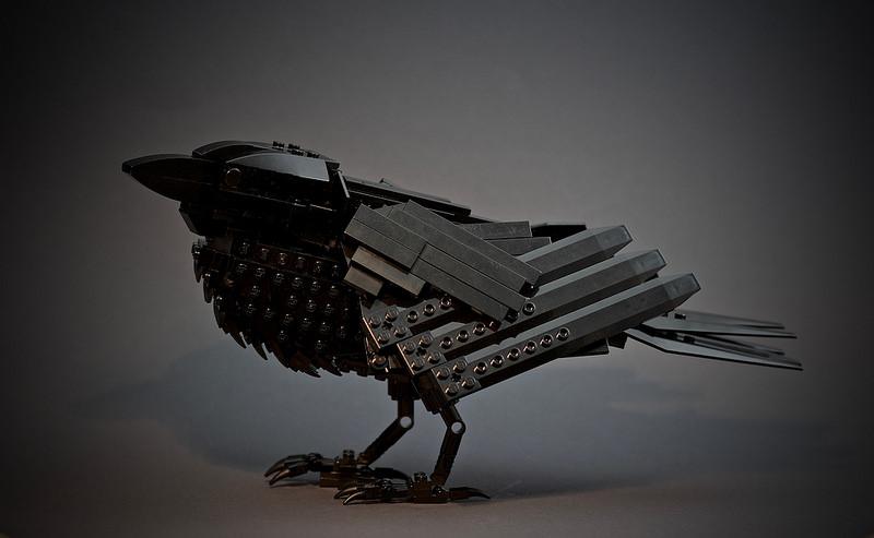Hugin the Raven