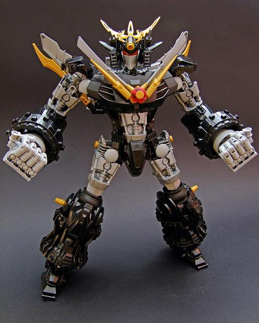 Dekaimano Buster V