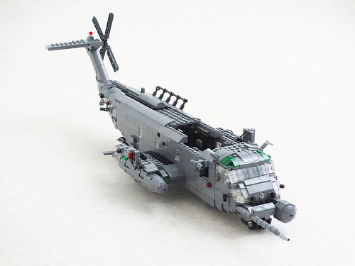 MH-53M Pave Low WIP (december 16th)