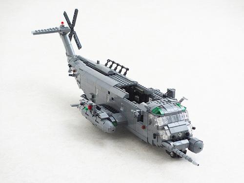 MH-53M铺路低WIP(12月16日)